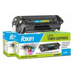 Foxin FTC 88A Toner Cartridge for Compatible HP Lazerjet Printers main image