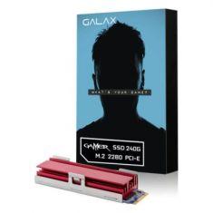 GALAX GAMER 240 M.2 PCI-E 2280 NVME SSD (TINA1G4T6BG64C2LBZXWXN)