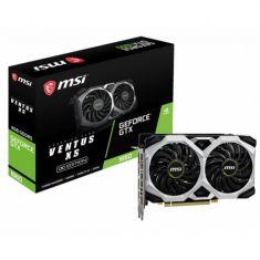 MSI GeForce GTX 1660 VENTUS XS OC 6GB GDDR5 192-bit Gaming Graphics Card ( GTX-1660-VENTUS-XS-6G-OC )
