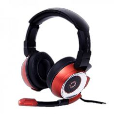 AVERMEDIA SONICWAVE 7.1 GH337 SURROUND SOUND GAMING HEADSET RED ( GH337 )
