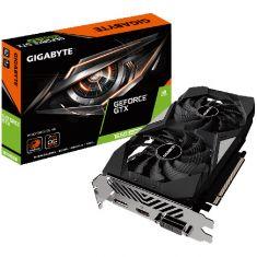 Gigabyte GeForce 1650 Super Windforce OC 4GB GDDR6 128 Bit Gaming Graphics Card ( GV-N165SWF2OC-4GD )