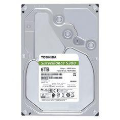 Toshiba S300 6TB 7200 RPM Surveillance Desktop Internal Hard Disk Drive ( HDWT360UZSVA )