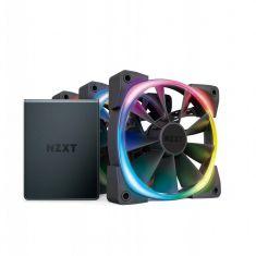 CABINET FAN NZXT AER RGB 2 STARTER KIT 120mm - TRIPLE PACK (HF-2812C-T1)