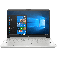 """HP Pavilion 15-cs3008tx Intel Core i7-1065G7 Processor (8GB/1TB HDD/256GB SSD/Windows 10 Home/MS Office/15.5"""" FHD LED/4GB MX250 Graphics/1.85 kg/MineralSilver/Includes Trendsetter Backpack)"""