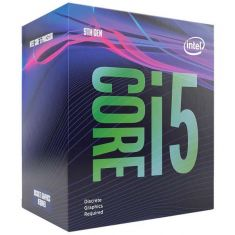 Intel Core i5 9400F with 6 Cores, Up to 4.1 GHz, LGA 1151 and 65W