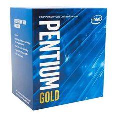 Intel Pentium Gold G6400 Dual Core Desktop Processor BX80701G6400 ( 2 Cores, 4 Threads, 4.0 GHz, 4 MB Intel Smart Cache, Intel UHD Graphics 610 )
