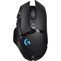 Logitech G502 Lightspeed Wireless Gaming Mouse ( 910-005569 ) main image