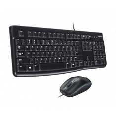 Logitech MK120 Keyboard Mouse Combo (920-002586)