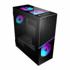 MSI MPG SEKIRA 500X WITH TEMPERED GLASS SIDE PANEL - BLACK