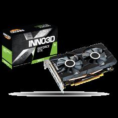 INNO3D GEFORCE GTX 1660 TI TWIN X2 6GB GDDR6 192 BIT GRAPHIC CARD ( N166T2-06D6-1710VA15 )