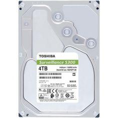 Toshiba S300 4TB 5400 RPM Surveillance Desktop Internal Hard Disk Drive ( HDWT140UZSVA )