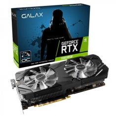 Galax GeForce RTX 2080 Super EX RGB 8GB DDR6 256 Bit Gaming Graphic Card ( 28ISL6MDU9EX )
