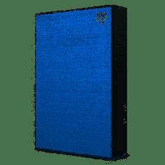 SEAGATE 4TB  BACKUP PLUS PORTABLE LIGHT BLUE EXTERNAL HARD DRIVE (STHP4000402)