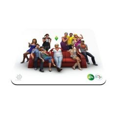 SteelSeries QCK Sims 4 Edition Gaming Mouse Pad With Cloth Surface, Small ( 67292 )