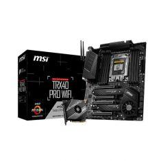 MSI TRX40 PRO WIFI MOTHERBOARD (AMD SOCKET TRX4/3RD GEN RYZEN THREADRIPPER SERIES CPU/MAX 256GB DDR4 4666MHZ MEMORY)