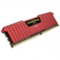Corsair Vengeance LPX Series 8GB ( 8GB x 1 Kit ) 2400 MHz DDR4 Desktop RAM ( CMK8GX4M1A2400C16R )