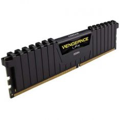 Corsair Vengeance LPX Series 16GB ( 16GB x 1 Kit ) 3000 MHz DDR4 Desktop RAM ( CMK16GX4M1D3000C16 )