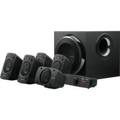 Logitech Z906 5.1 SURROUND SOUND SPEAKER SYSTEM (980-000468)