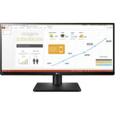 LG 29UB67-B 29 INCH 99% sRGB Monitor ( 5ms Response Time, WFHD IPS Panel, HDMI, DVI-D, Display Port, Speakers )