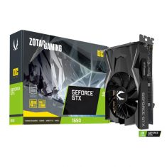 Zotac GeForce GTX 1650 OC 4GB GDDR6 128 Bit Gaming Graphics Card ( ZT-T16520F-10L ) main image