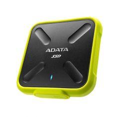 ADATA SD700 256GB YELLOW 3D NAND EXTERNAL SSD (ASD700-256GU31-CYL)