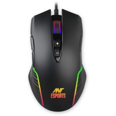 Ant Esports GM500 Gaming Mouse (RGB)