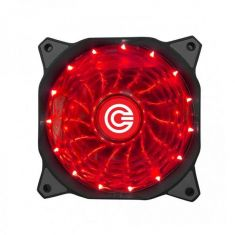 CIRCLE CG 16XR LED RED 120MM CABINET FAN