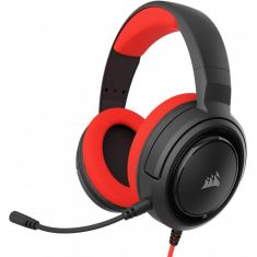 CORSAIR HS35 STEREO RED (AP) GAMING HEADSET
