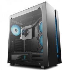 Deepcool NEW ARK 90 Mid Tower Cabinet ( DP-ATXLCS-NARK90BK ) image2