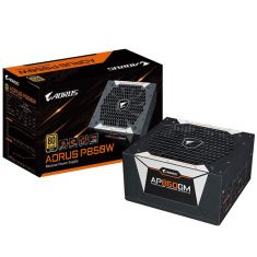GIGABYTE AORUS P850W 80 Plus Gold 850W, Fully Modular Power Supply (GP-AP850GM)