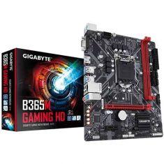 gigabyte b365m gaming hd with box