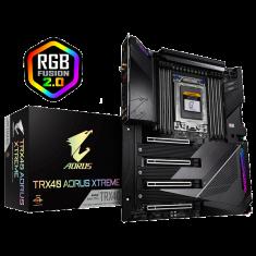 Gigabyte TRX40 AORUS XTREME XL-ATX Motherboard ( AMD sTRX4 Socket, For Ryzen Threadripper 3rd Generation CPU, 8 RAM Slots, Max 256GB RAM Support )