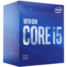Intel Core i5 10600 10th Generation Desktop Processor ( 6 Cores, 12 Threads, Up To 4.8 GHz, Socket LGA 1200, Intel UHD Graphics 630 ) ( BX8070110600 ) main image