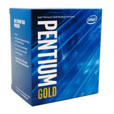 Intel Pentium Gold G5420 Dual Core Desktop Processor BX80684G5420 ( 2 Cores, 4 Threads, 3.8 GHz, LGA1151, 4MB Cache )