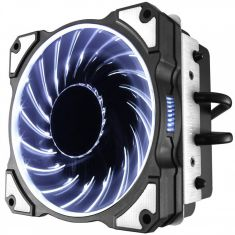JONSBO CR-101 WHITE 120MM CPU AIR COOLER WITH WHITE LED