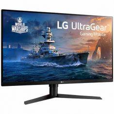 LG Ultragear 32GK650F-B 32 Inch QHD, 144Hz, 1ms, 2K, Gaming Monitor with Radeon Freesync