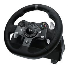 logitech g29 driving wheel main