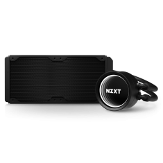 NZXT kraken X53 240mm AIO Liquid Cooler with RGB LED ( RL-KRX53-01 ) main image