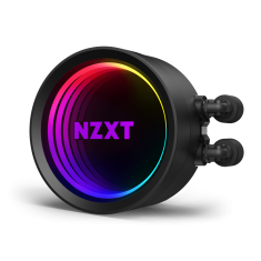NZXT kraken X63 280mm AIO Liquid Cooler with RGB LED ( RL-KRX63-01 ) with RGB