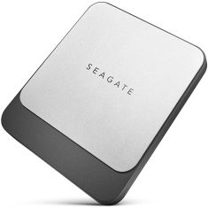 Seagate Fast SSD 2TB External SSD up to 540MB/s Reversible USB-C to Type-C/Type-A Cables Mac/PC | STCM2000400