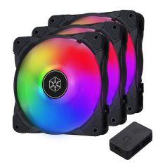 SilverStone AB120I-ARGB-3PK Air Blazer 120i Lite Case Cooler(SST-AB120I-ARGB)