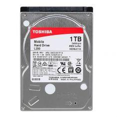 Toshiba L200 1TB 5400 RPM Computing Laptop Internal Hard Disk Drive ( HDWJ110UZSVA )