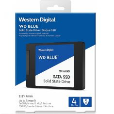 WD Blue 3D NAND 4TB Internal SSD (WDS400T2B0A)