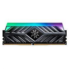 XPG Spectrix D41 TUF Gaming RGB 3200MHz 16GB (2x8GB) 228-Pin PC4-25600 Desktop U-DIMM Memory Retail Kit Black (AX4U320038G16-DB41)