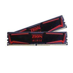 ZION BLAZE DDR4 8GBX2 3600MHz Desktop Ram