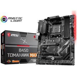 MSI B450 Tomahawk Max ATX Motherboard