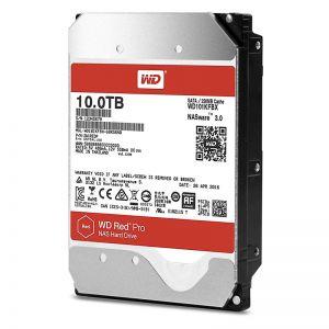 Western Digital Red Pro 10TB 7200 RPM NAS Desktop Internal Hard Disk Drive ( WD101KFBX )