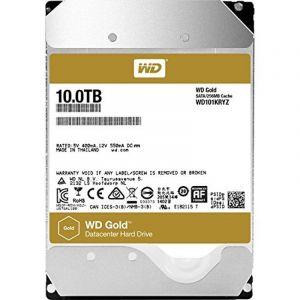 Western Digital Gold 10TB 7200 RPM Enterprise Desktop Internal Hard Disk Drive ( WD102KRYZ )