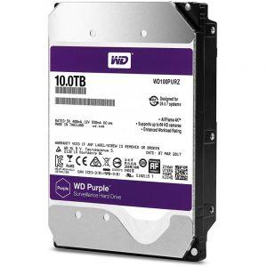 Western Digital Purple 10TB 5400 RPM Surveillance Desktop Internal Hard Disk Drive ( WD100PURZ )