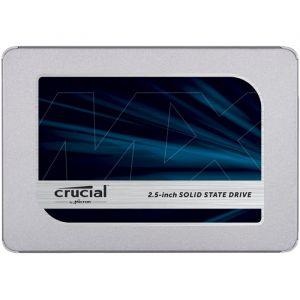 Crucial MX500 500GB 2.5 Inch Sata Internal SSD CT500MX500SSD1 main